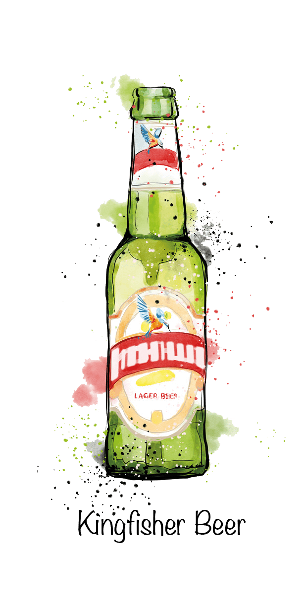 Kingfisher Beer