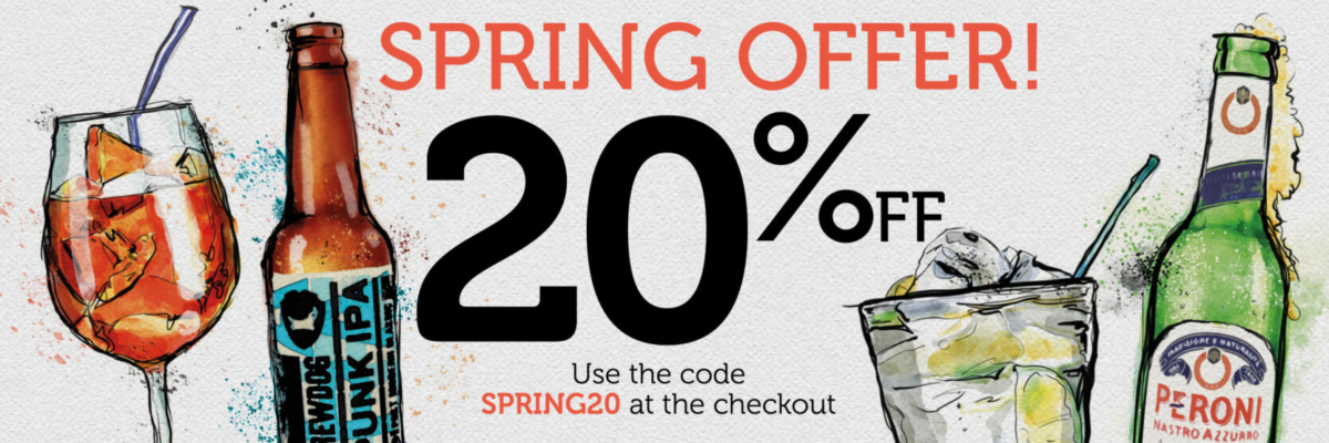 Spring Sale 2021 Long Banner no date